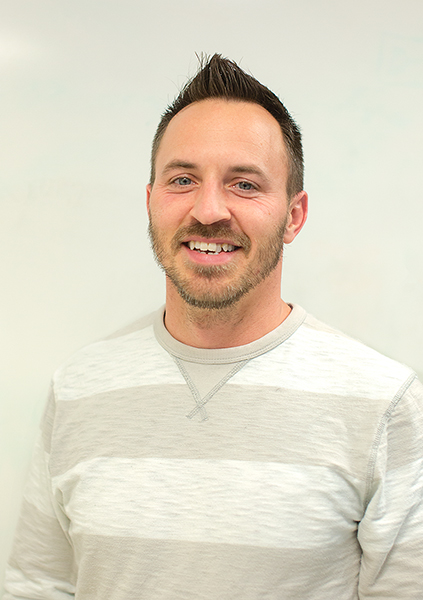 Zachary Scisciani, Intervention Specialist, Cloverleaf Middle School